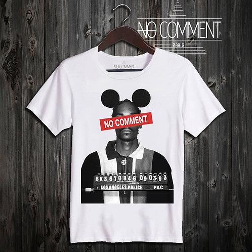 t shirt snoop wanted ref: LTN167