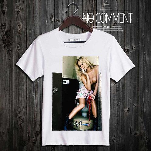 tee shirt sexy girl réf: SG09