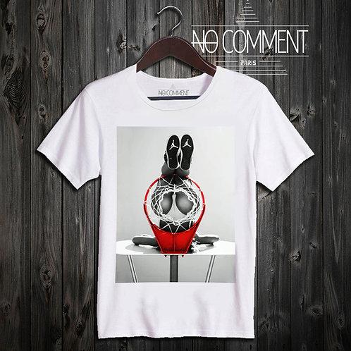 t shirt basket girl ref: HIP01