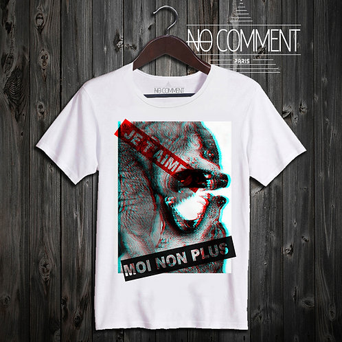 t shirt french love ref: NCP41