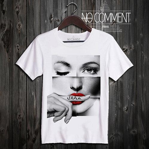 t shirt shh.. ref: NCP312