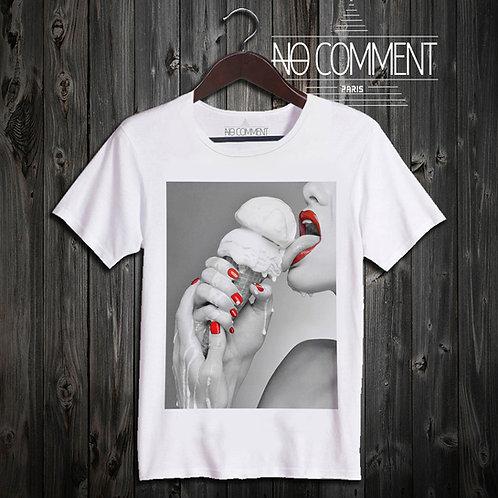 t shirt  ice cream ref: GLAM05