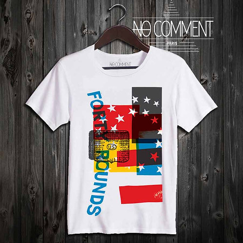 t-shirt-graphique,-forty-rounds SOFT11