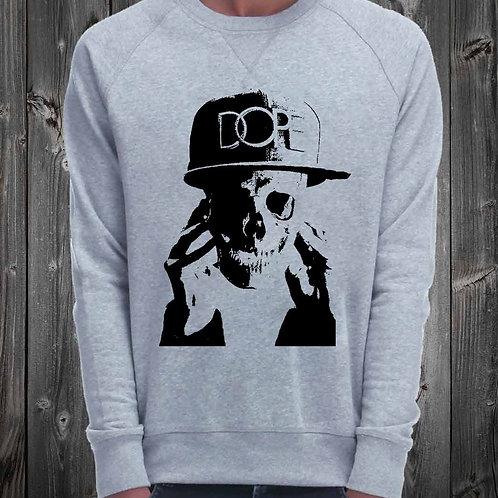 Sweat Shirt dope skull réf: SW05