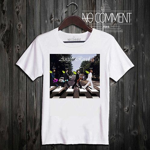 t shirt angels road ref: NCP56
