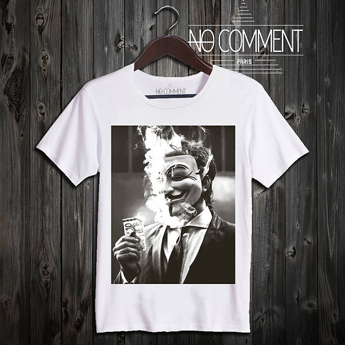 T SHIRT anonimous NEW42