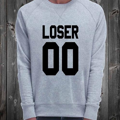 Sweat Shirt LOSER réf: SW07