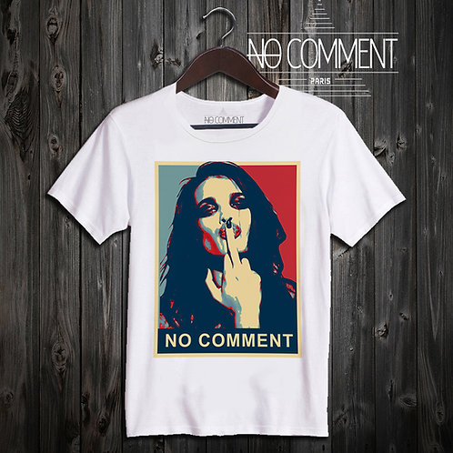 t shirt fuck finger graphic ref: NCP301
