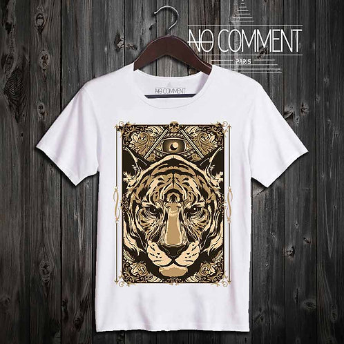 t-shirt-graphique,-tiger TEND34