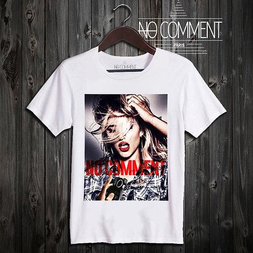 t shirt shake hair ref: LTN254