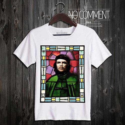 T Shirt ché guevara church CART15