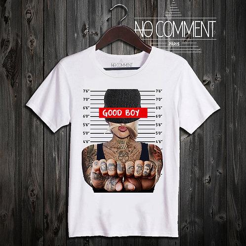 t shirt good boy ref: LTN190