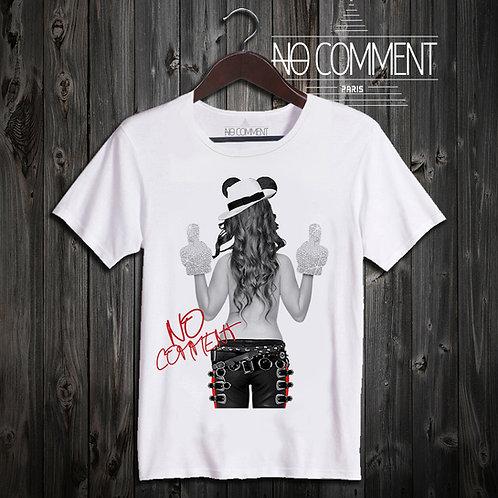 t shirt jackson girl ref: LTN182