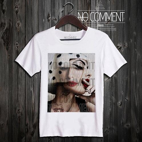 t shirt square cut ref: LTN203