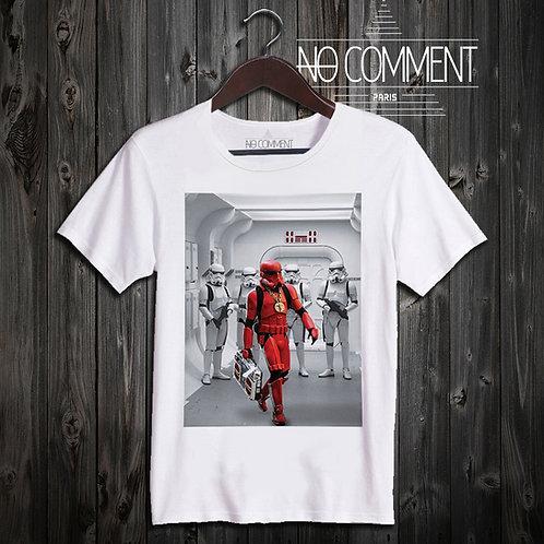 t shirt trooper hip hop ref:STARW06