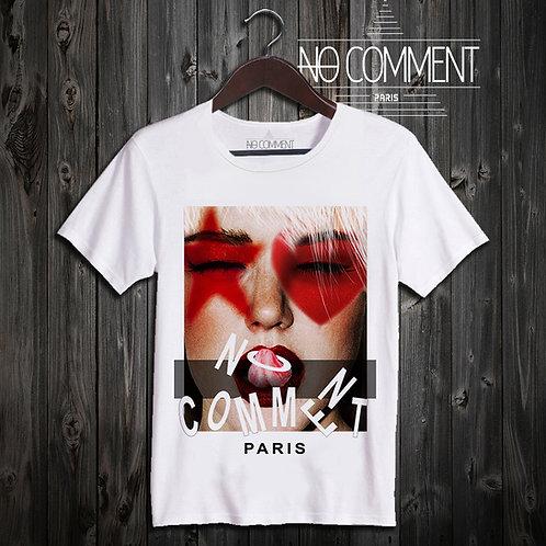 t shirt paint face ref: NCP314
