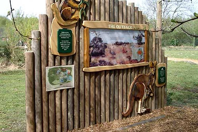 Curraghs Wildlife Park, Isle of Man