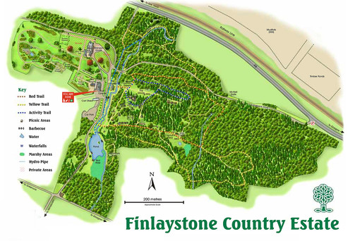 Finlaystone Country Park