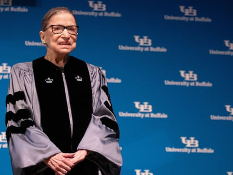 Ruth Bader Ginsburg is a hero to women. A future without her is a chilling prospect.