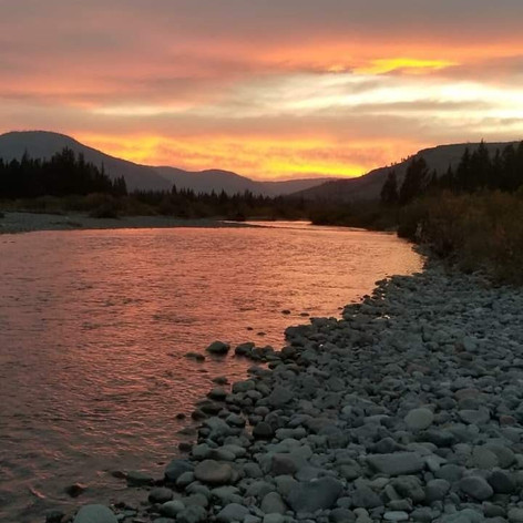 Trout fishing locations Lewis, Clark and only VERY few others have seen