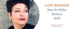 Lady Boomer Start An Online Business