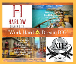 WORK HARD-DREAM BIG