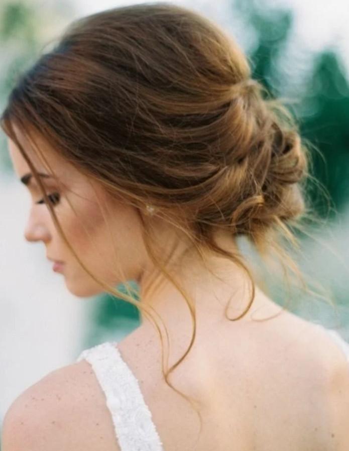 natural bride makeup