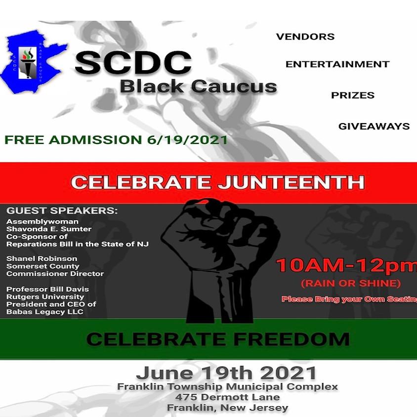 SCDC Black Caucus Juneteenth Event (2021)