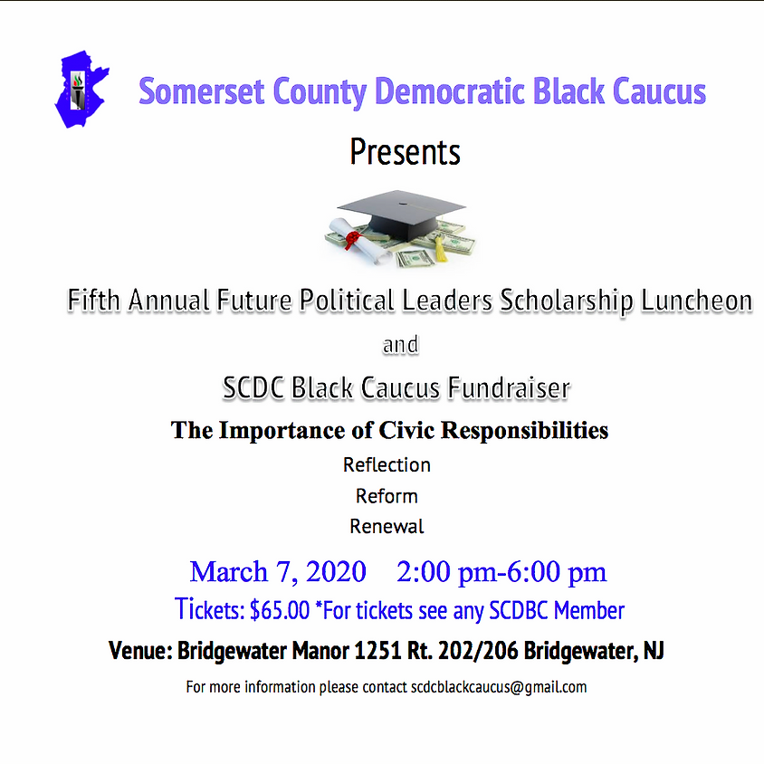 Fifth Annual Future Political Leaders Scholarship Luncheon