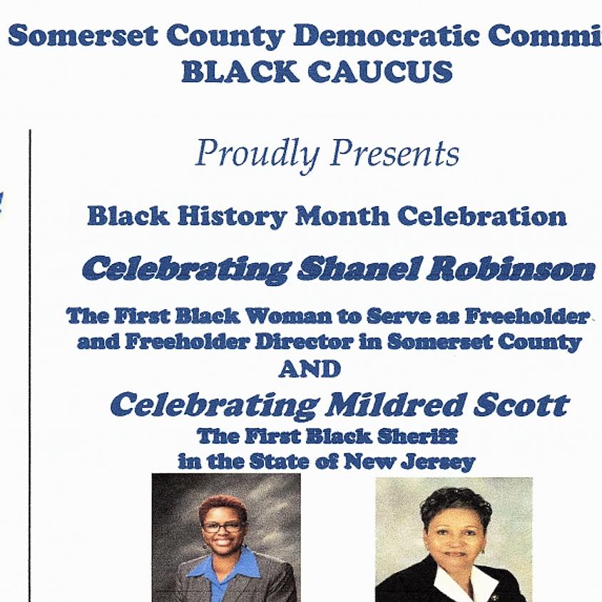 SCDC Black Caucus 2020 Black History Month Celebration