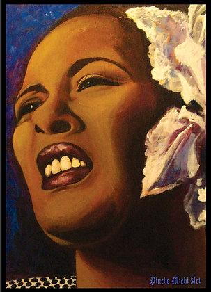 Billie Holiday  sold