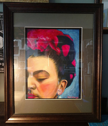 Frida Kahlo Framed Print