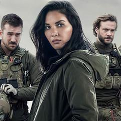 Los personajes militares requieren de perfiles más rigurosos que los policiales, sus caracteristicas fisicas y porte juegan un papel muy exigente.