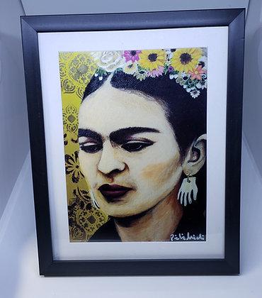 Gold Frida