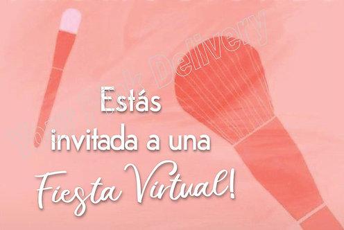 Spanish Virtual Party Brushes