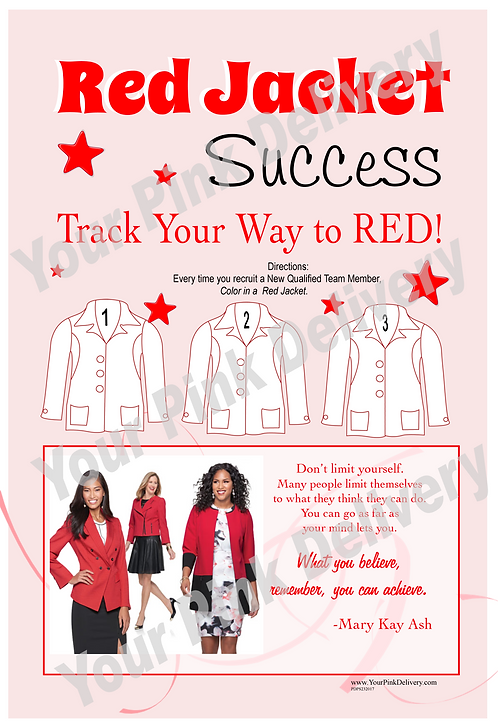 Red Jacket Success