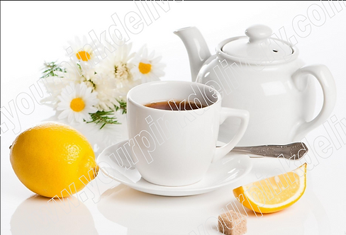 Lemon Tea Party