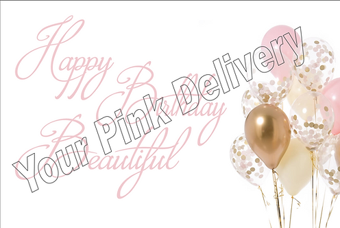 Birthday Bash Balloons