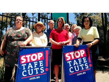TAFE woes worsen