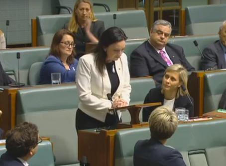 MP opens up about violent past