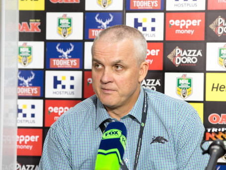 LAST SAY: Griffin defends unbeaten streak as a sell-out Dragons' clash looms