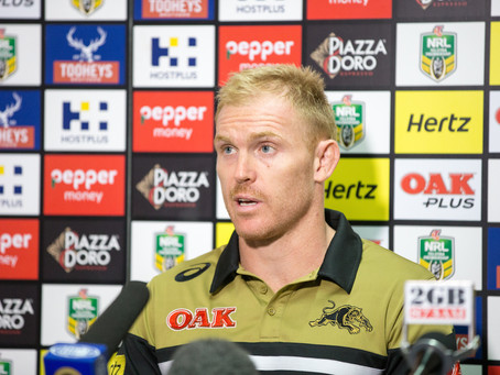 Will 2018 be captaincy candidate Peter Wallace's last season?