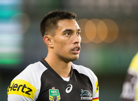 Whare relieved to be back at centre