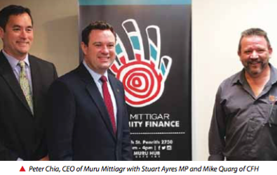 Muru Mittigar gives financial help to the community