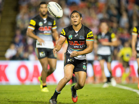 Panthers trio granted immediate releases