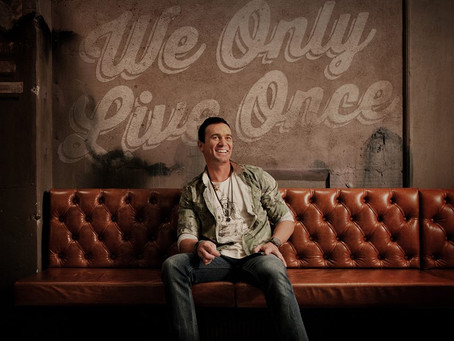 Shannon Noll is ready to rock