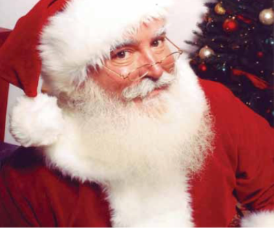 A day in the life of... Santa Claus
