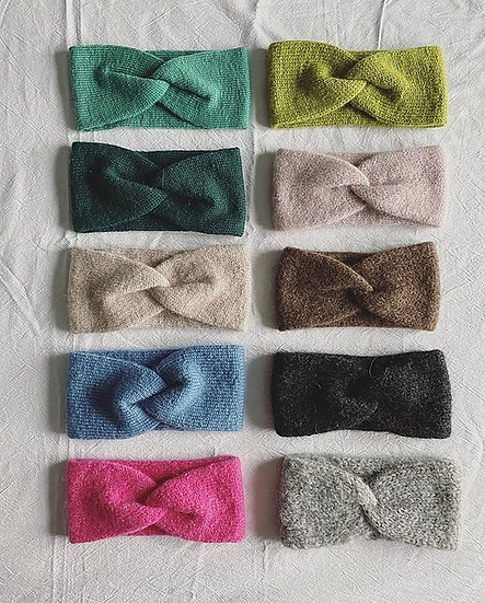 Ten x Twist Stashed Yarn Edition