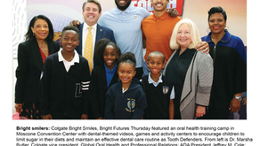Saint Leo Featured in ADA Conference News Letter - Colgate Bright Smiles Bright Futures Event