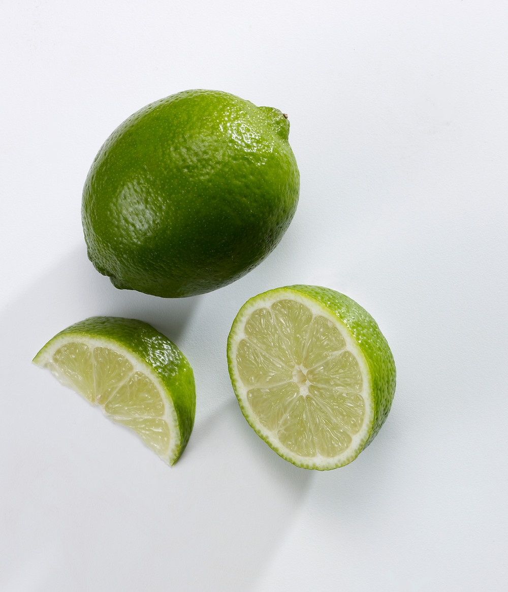 Haitian cooking with limes